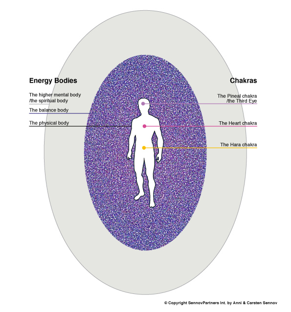 Indigo Aura Structure 1995-2004 Thrive Health