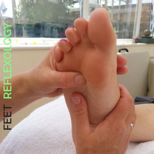 Feet Reflexology from Thrive Health Therapy Devon