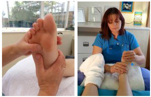 Reflexology from Thrive Health Therapy